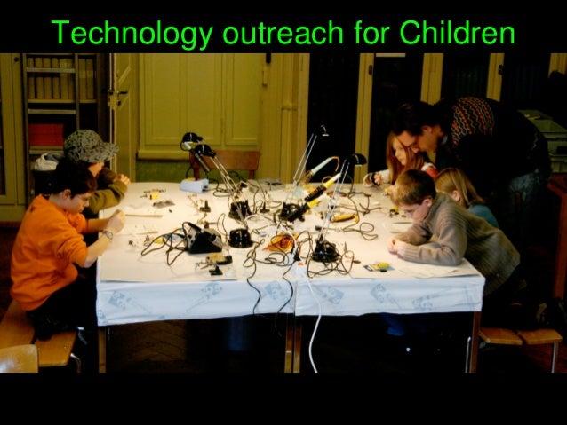 TechnologyoutreachforChildren