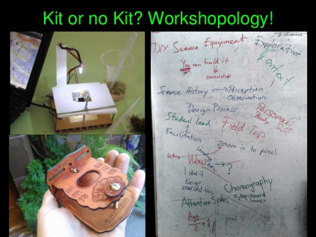 KitornoKit?Workshopology!