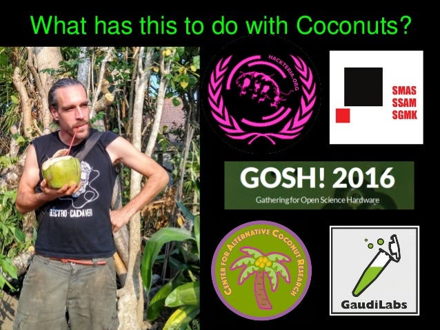 WhathasthistodowithCoconuts?