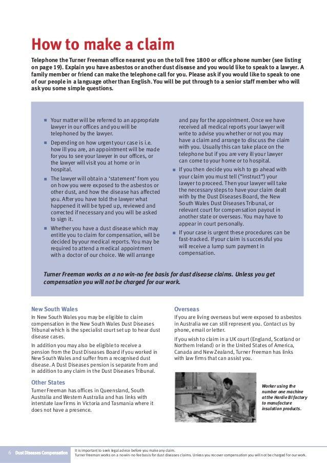 Asbestos law