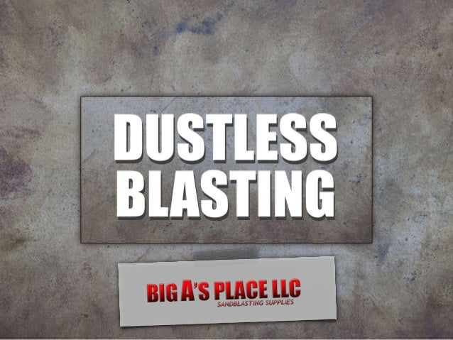 Considered one of the most cost effective surface  preparation tools on the market, the Dustless Blaster  removes virtuall...