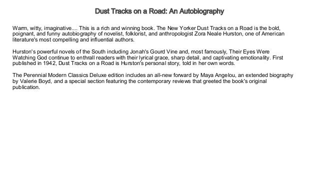 autobiography of a road
