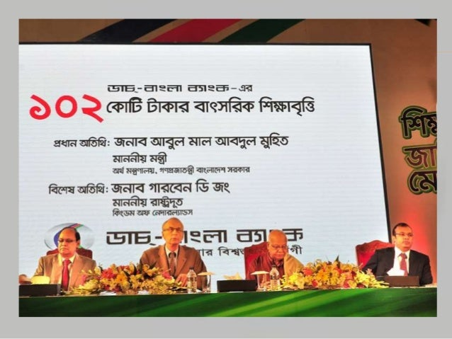 csr at dutch bangla bank Welcome to dutch-bangla internet banking guidelines for safety banking online: use virtual keyboard for securing your key stroke check the address bar url with .