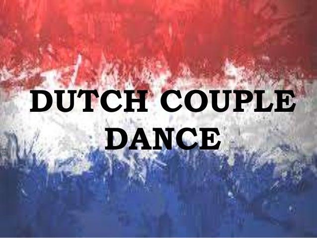 DUTCH COUPLE DANCE