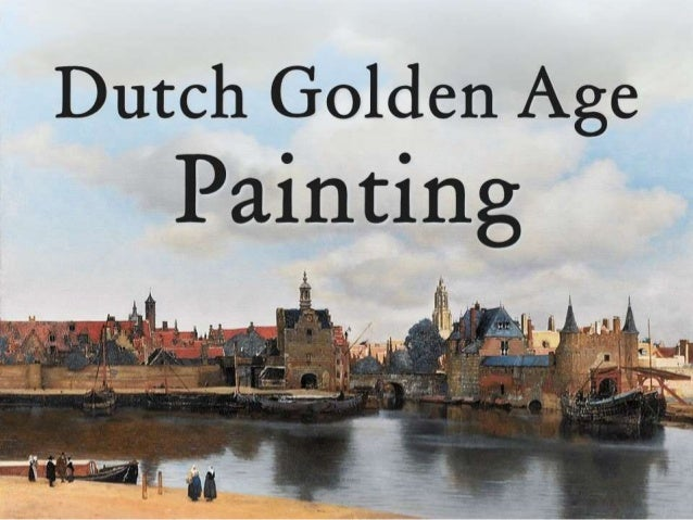 Dutch Golden Age Painting