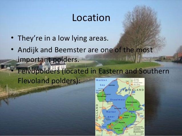 Dutch polders