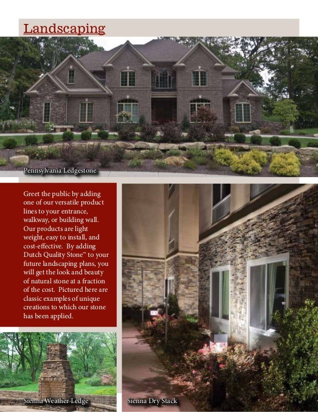 Landscaping Greet the public by adding one of our versatile product lines to your entrance, walkway, or building wall. Our...