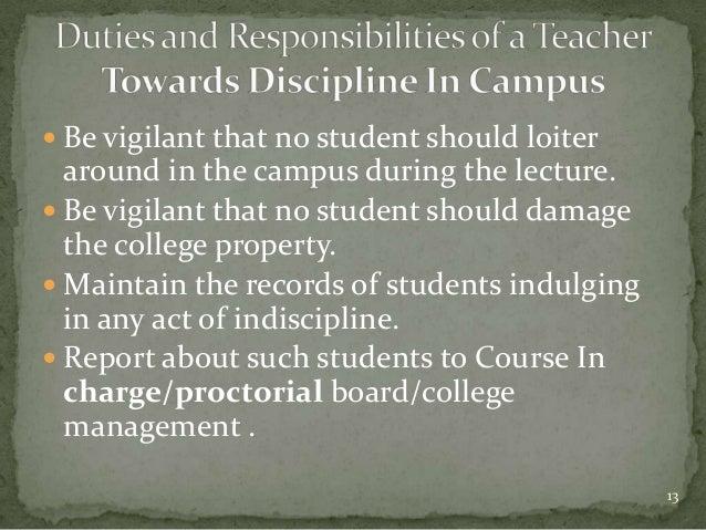 Essay on Indiscipline Among Students