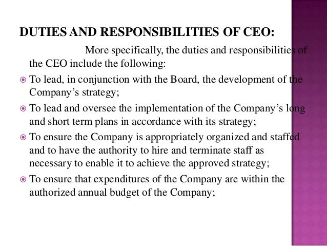 the role of ceo in strategy formulation and implementation The chief strategy officer (cso) is a comparatively new but increasingly important role in many organizations to explore the role of the cso, we conducted 24 interviews with csos at uk companies that are part of the ftse 100 index, across a number of industrial sectors.