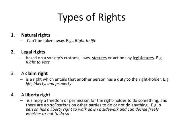Natural Liberty Vs Moral Liberty