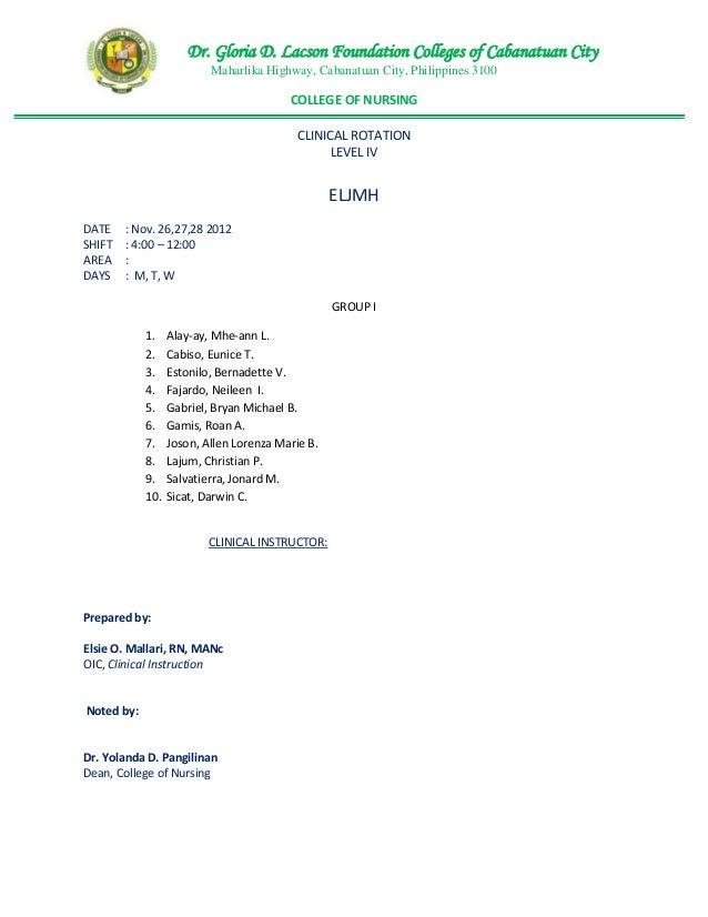 Dr. Gloria D. Lacson Foundation Colleges of Cabanatuan City                          Maharlika Highway, Cabanatuan City, P...