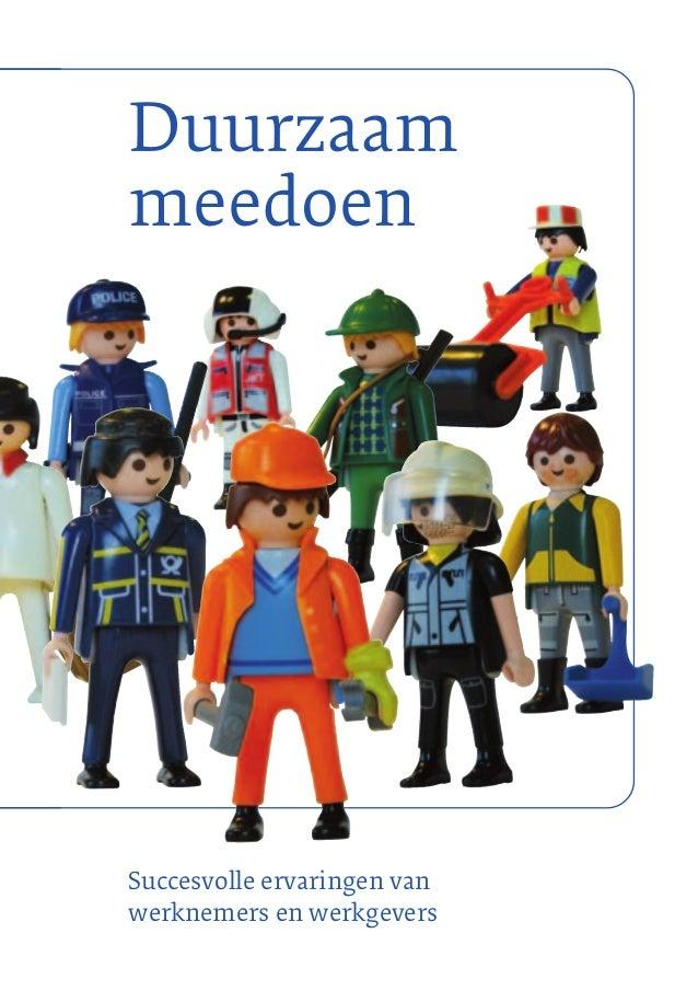 AWVN boekje WEB   24-11-2011   16:05   Pagina 3                   Duurzaam                   meedoen                   Suc...