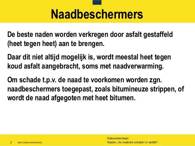 Duurzame asfaltontwikkelingen | Jan Voskuilen (InfraTech 2015) Slide 2