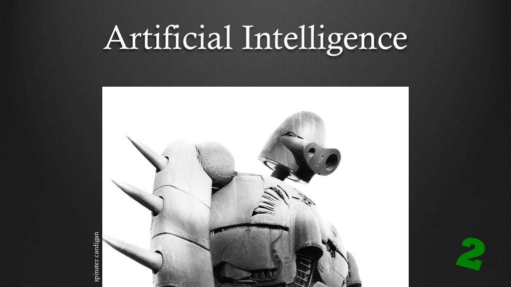 artificial intelligence 2 Part 2: our immortality or our extinction when artificial intelligence gets superintelligent, it's either going to be a dream or a nightmare for us.