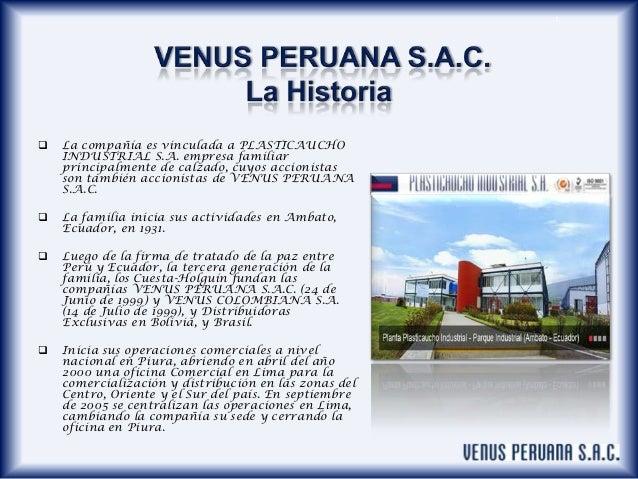 D&V Venus Peruana SAC