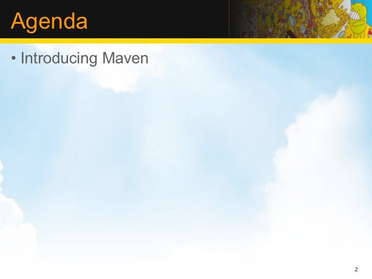 Building Android apps with Maven Slide 3