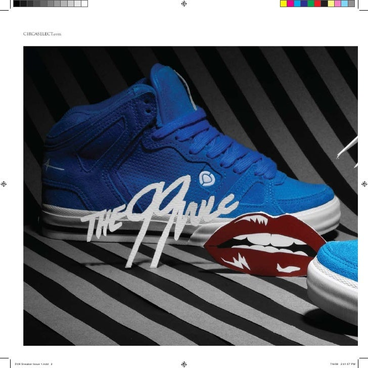 9a5a2f18ef DV8 Sneaker Issue 1.indd 2 7 6 08 2 01 57 PM ...