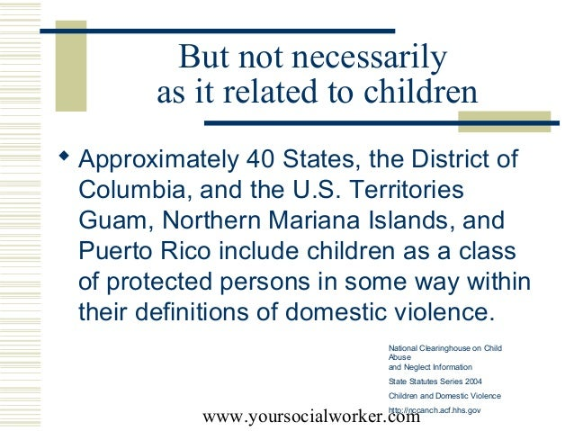 an introduction to the issue of physical abuse of children in the united states Third party statistics  runaway behavior in the united states introduction to runaway and homeless youth issues  and sexual /physical abuse among street youth.