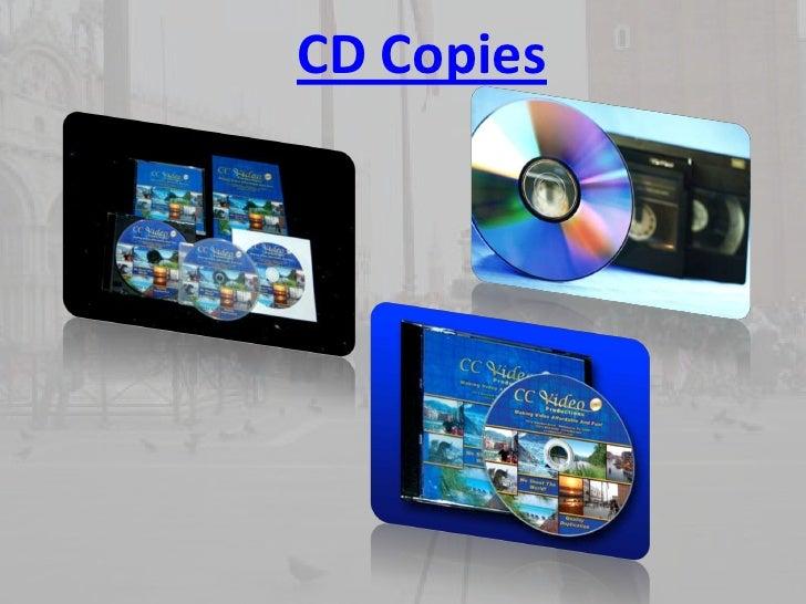 CD Copies