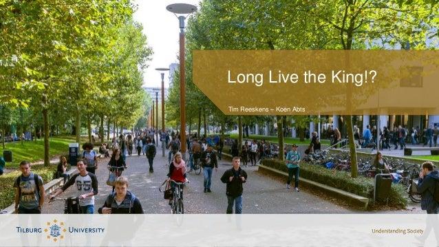 Tim Reeskens – Koen Abts Long Live the King!?