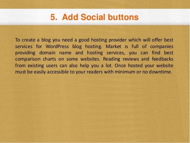 Checklist to Create Outstanding WordPress Blog - 웹