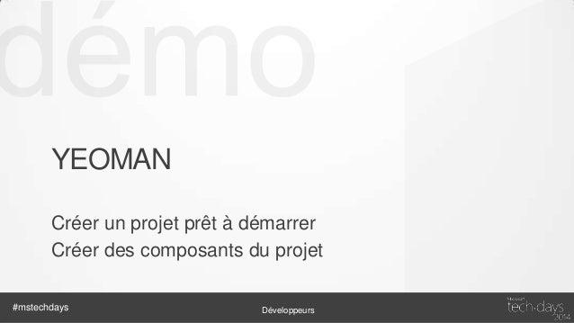 ARCHITECTURE Choisir une architecture adaptée au Javascript et aux SPA Utiliser des bonnes pratiques / Design Patterns  #m...