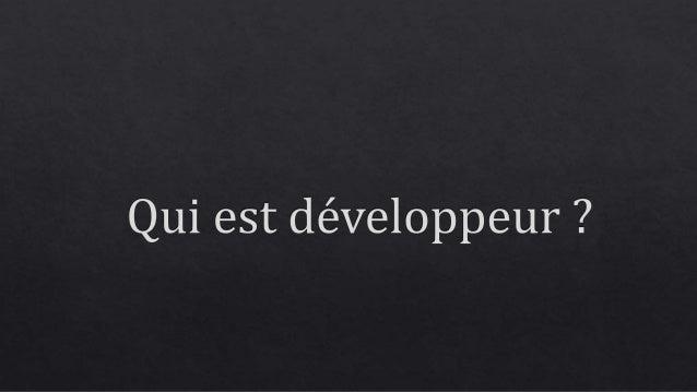 - Vous travaillerez en étroite collaboration avec le chef de projet technique et les architectes. - Développeur spécialist...