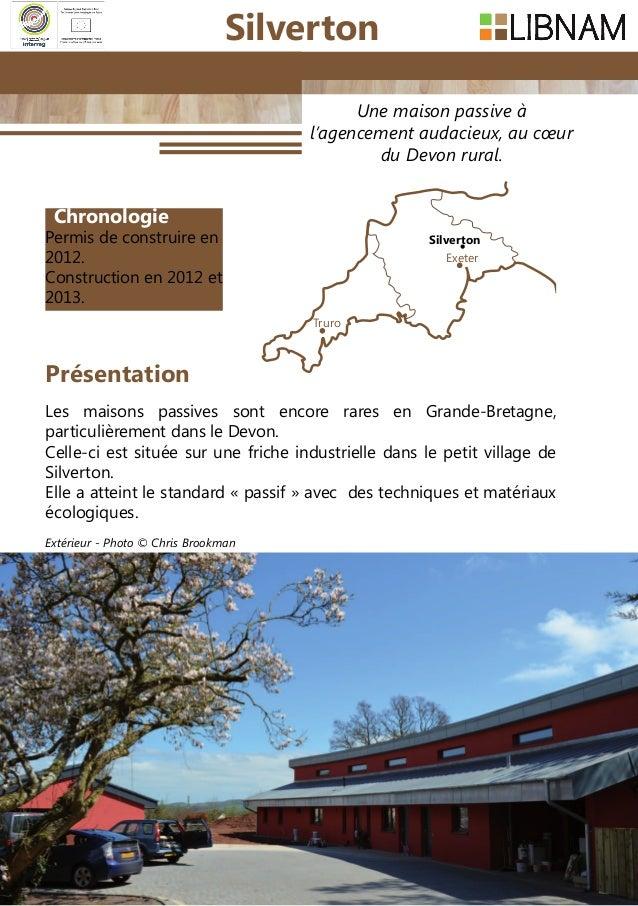 108 Une maison passive à l'agencement audacieux, au cœur du Devon rural. Les maisons passives sont encore rares en Grande-...