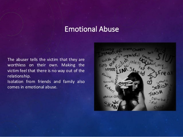 domestic violence and its effects in the family The criminal justice system's response to domestic violence its  and prevention of domestic and family violence and its effects by improving.