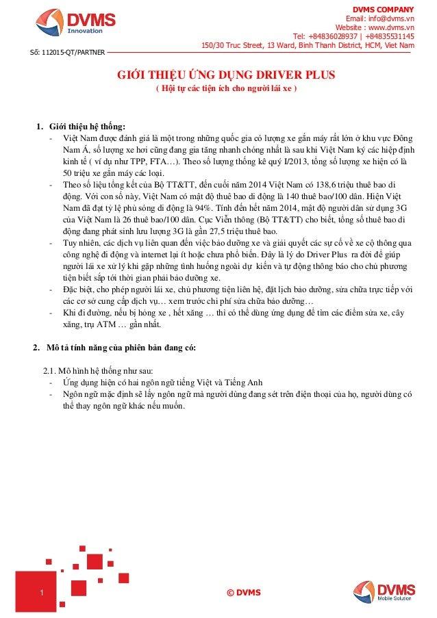 DVMS COMPANY Email: info@dvms.vn Website : www.dvms.vn Tel: +84836028937   +84835531145 150/30 Truc Street, 13 Ward, Binh ...