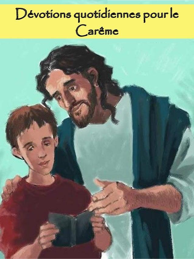 Jour 1 Ce qu'il faut savoir et bien réaliser, c'est que Jésus comprend les difficultés de notre vie, qu'Il nous aime et qu...