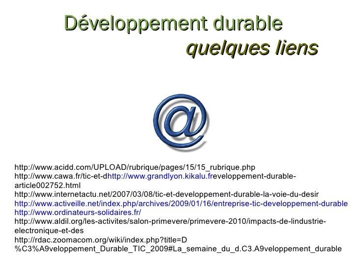 http://www.acidd.com/UPLOAD/rubrique/pages/15/15_rubrique.php http://www.cawa.fr/tic-et-d http://www.grandlyon.kikalu.fr e...