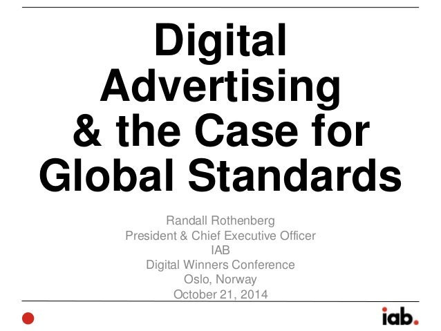 Digital Winners 2014: Randall Rothenberg, IAB