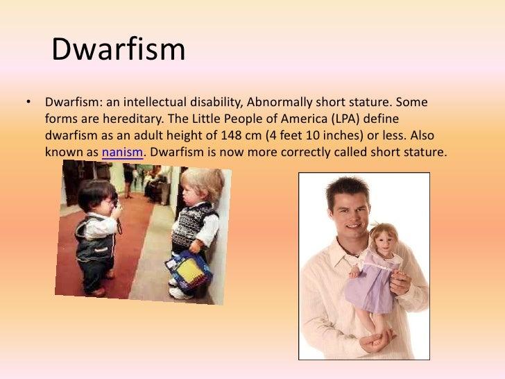 Dwarfism Biology