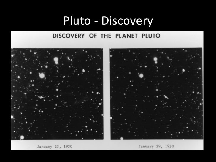 Discovery Of Pluto: Dwarf Planets