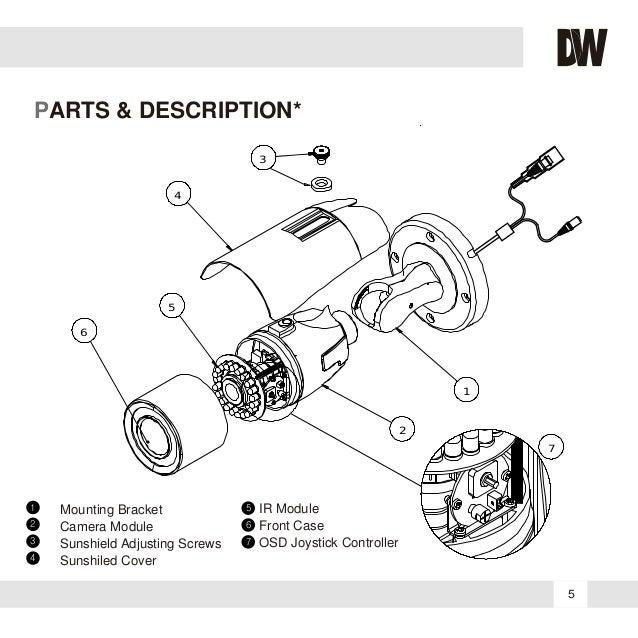 Digital Watchdog DWC-B6563DIR User Manual