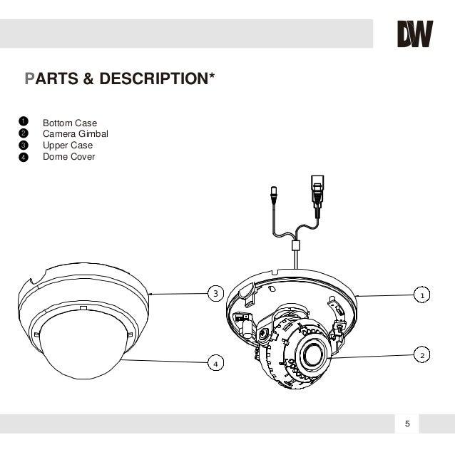 Digital Watchdog DWC-D3563DIR User Manual
