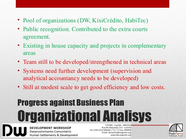 Business analysis documents: Current State Analysis