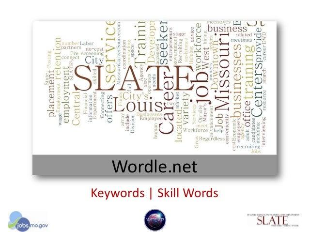 dwd online application workshop