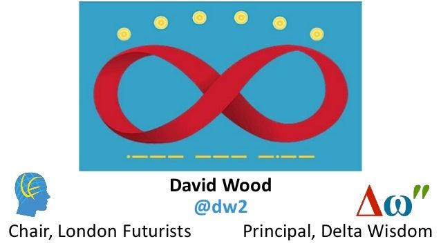 Principal, Delta WisdomChair, London Futurists David Wood @dw2