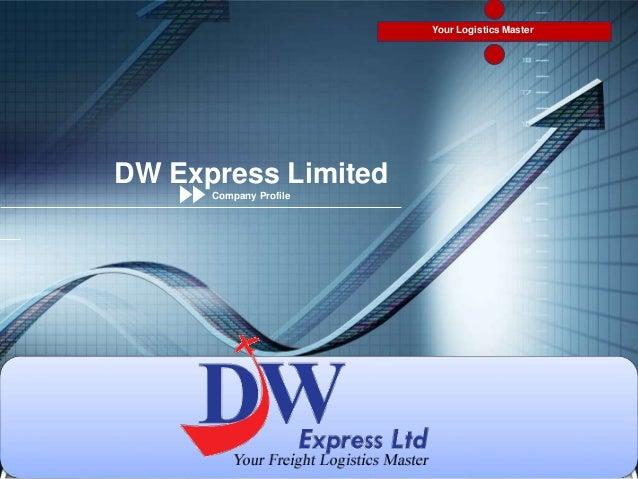 Logistics Company Profile