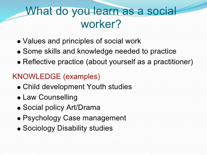 social work job interview case study Case studies of families involved with welfare and  it provides a framework for the case studies that  • 31 student demonstrates social work values.