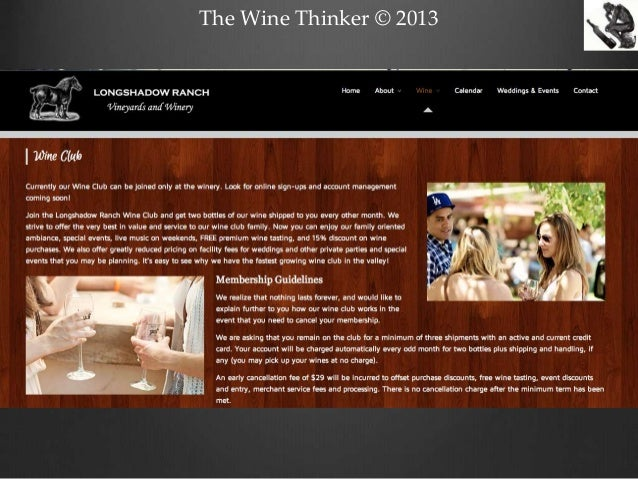 50 Innovative and affordable wine marketing initiatives - a brief taster of the 250 to be found in the Robert Joseph Wine ...