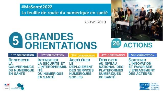 DWS19 Séminaire Healthcare Pascale Sauvage ASIP Slide 3