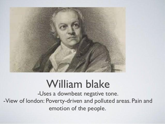 London By: William Blake