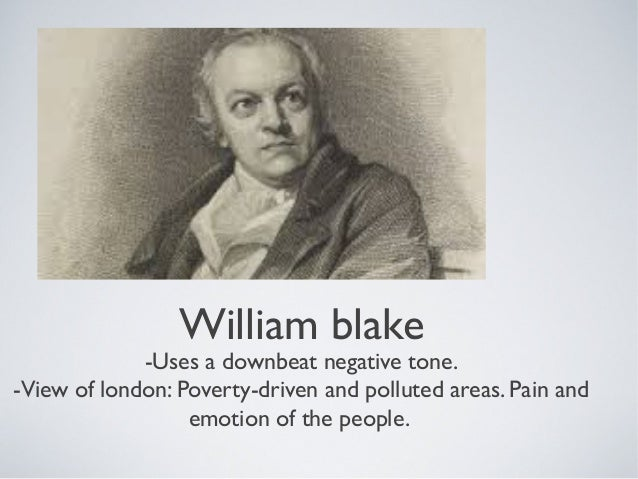 a brief analysis of william blake s To fully understand the poem and any william wordsworth poetry analysis, a brief look at the tenets of british romanticism important quotes from william blake's.