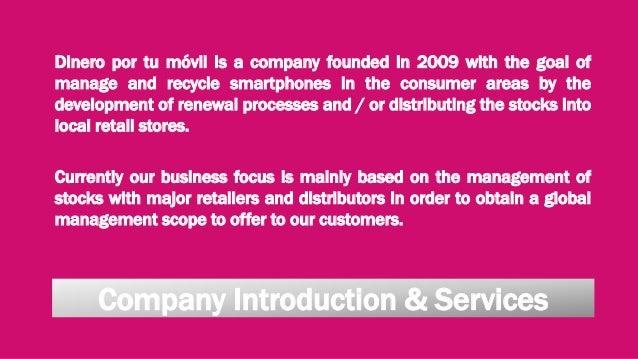 Dxm Services Presentation Slide 2