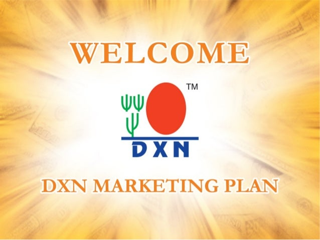 dxn business plan pakistan