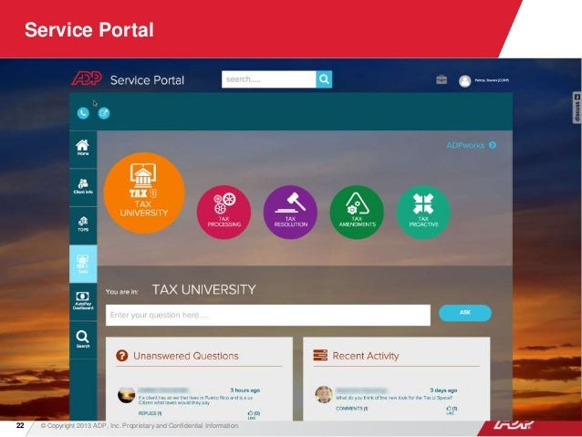 Adopting MongoDB for ADP's Next Generation Portal Platform