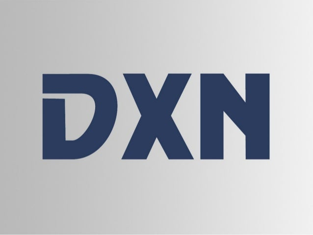 DXN presentation - English